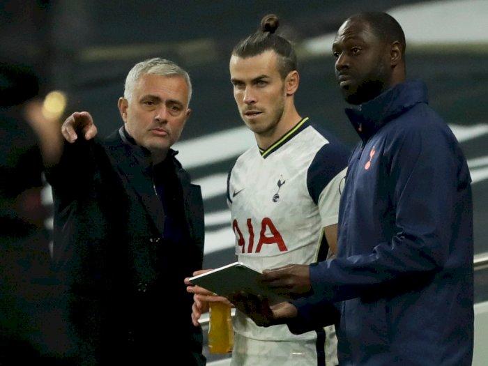 Cadangkan Bale di Laga Spurs Kontra West Ham, Mourinho: Saya Pikir Itu Keputusan Bagus