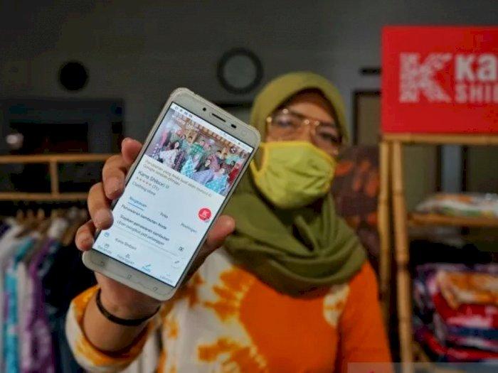 Kominfo Dorong UMKM Agar Bisa Berjualan Secara Online