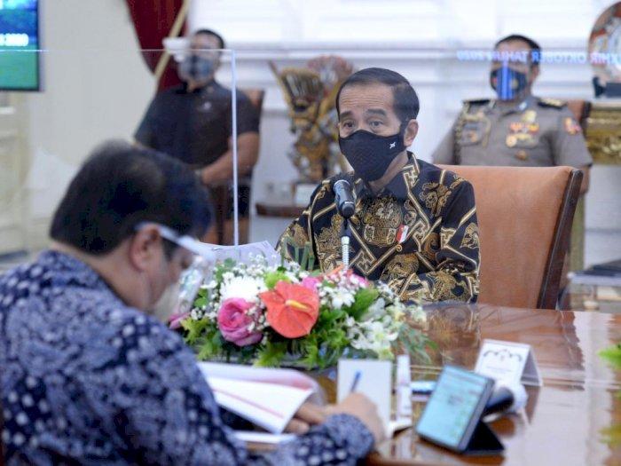 Jokowi Minta Jajarannya Cegah Kasus COVID-19 Naik di Libur Panjang Akhir Oktober