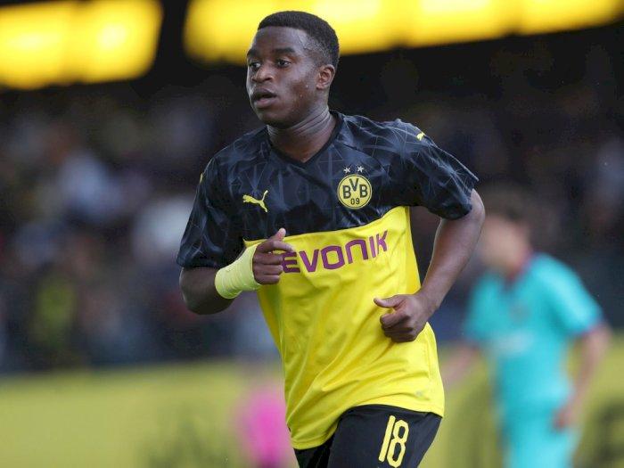 Schalke Minta Maaf Atas Rasisme Terhadap Wonderkid Dortmund, Youssoufa Moukoko