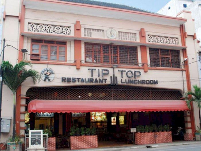 Tip Top Medan, Restaurant dan Toko Roti Legendaris di Tanah Deli