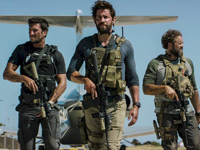 """Sinopsis """"13 Hours (2016)"""" -  Tim Keamanan yang Berjuang di Tengah Kekacauan Libya"""
