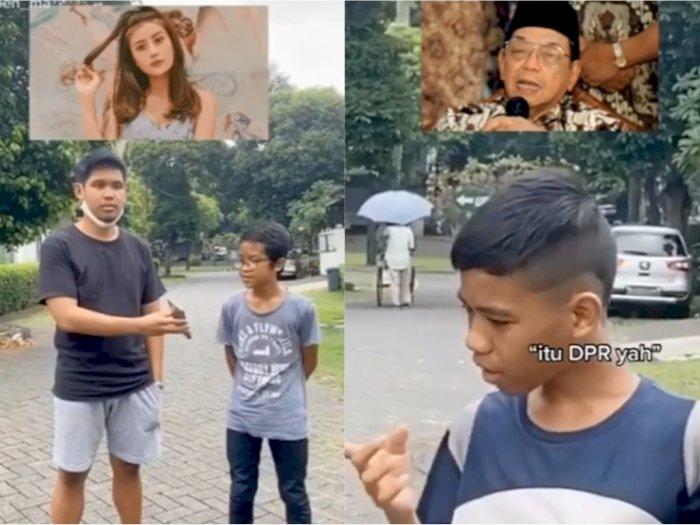 Miris! Ketika Anak Sekarang Lebih Kenal Influencers Dibanding Tokoh Bangsa Indonesia