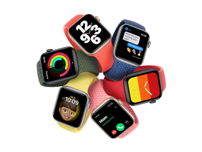 Sejumlah Pengguna Smartwatch Apple Watch SE Alami Masalah Overheating!