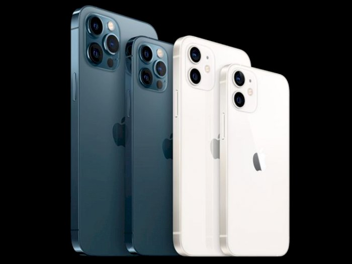 Waduh! iPhone 12 Tak Dukung 5G