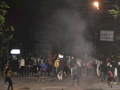 Polda Metro Jaya Telah Tahan dan Tangkap 20 Pembakar Halte TransJakarta