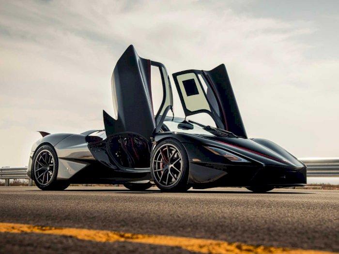 Punya Kecepatan 508 Km/h, SSC Tuatara Jadi Mobil Tercepat di Dunia Saat Ini