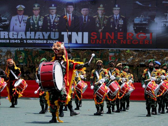 1 Tahun Jokowi-Ma'ruf, Ini Deretan 'PR' di Bidang Militer yang Harus Dibenahi
