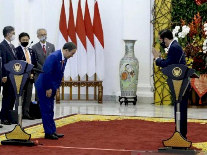Jokowi Sambut Baik Relokasi Relokasi & Perluasan Investasi Perusahaan Jepang ke RI