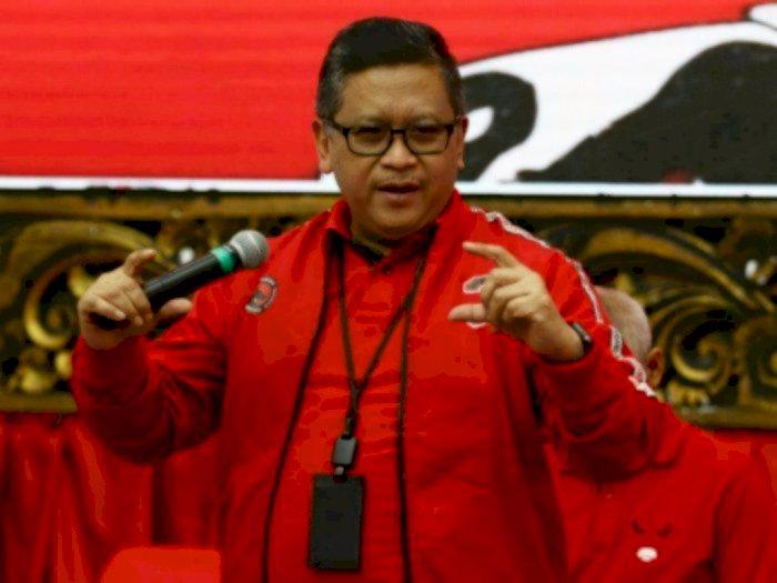 Satu Tahun Jokowi-Ma'ruf, PDIP Minta Menteri Berhenti Pencitraan
