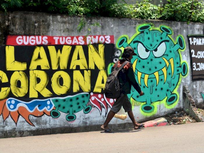 DKI Jakarta dan Jabar Masih Pimpin Penambahan Kasus Covid-19 Tertinggi