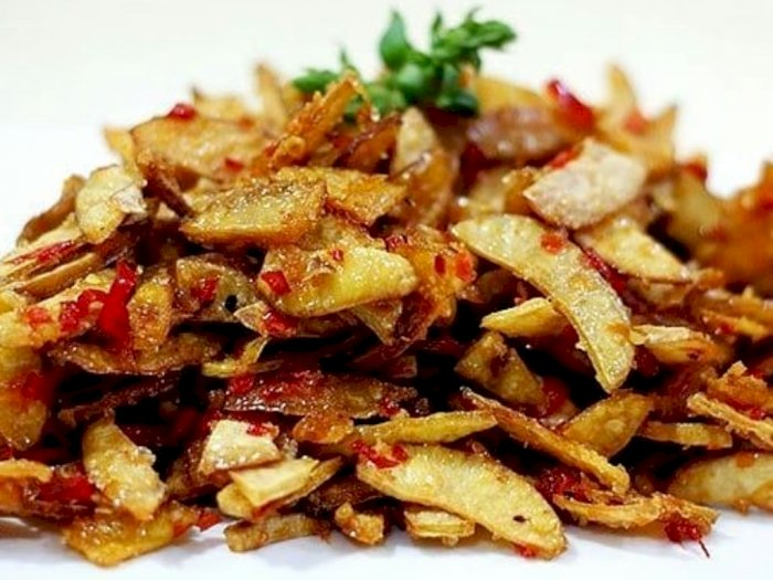 Resep Jengkol Crispy Pedas Manis, Cara Lain Olah Jengkol