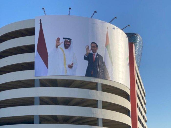 Tak Hanya Resmikan Jalan, UEA Akan Bangun Masjid Bernama Joko Widodo di Abu Dhabi