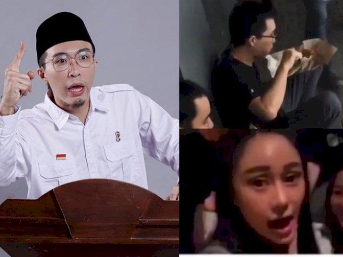 Viral Si Kaya Pamer Nongkrong di Mal, dr Tirta Unggah Video Makan Nasi Bungkus di Emperan