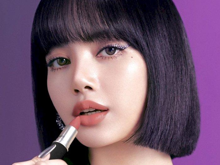 Lisa Blackpink Bintang K-Pop Pertama yang Menjadi Brand Ambassador MAC