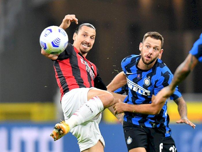 Alberto Zaccheroni: Ibrahimovic Lebih Baik Dibandingkan Cristiano Ronaldo
