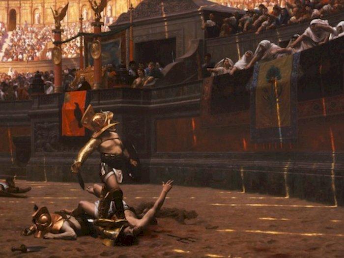 Flamma dari Suriah, Gladiator Ternama dan Menakutkan di Arena