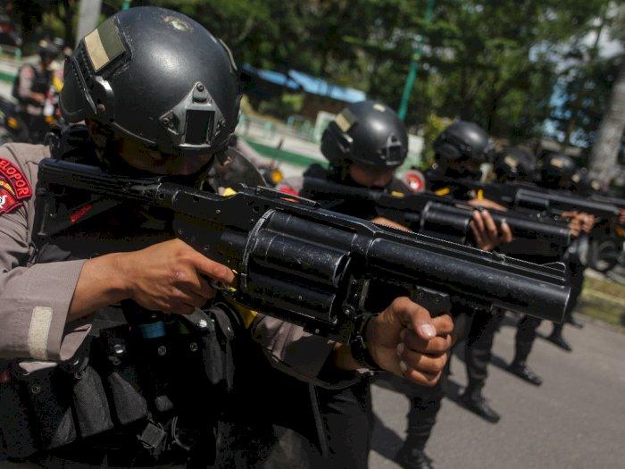 Polisi Akui Perusuh Rawan Masuk Saat Demo Akan Selesai