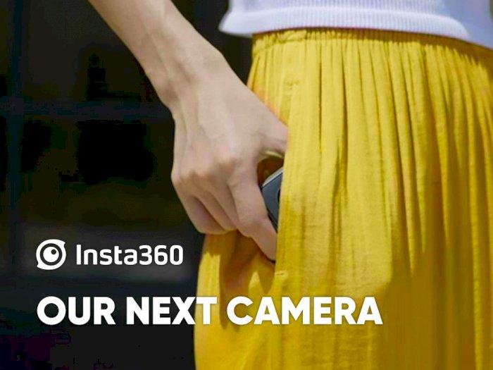 Insta360 Segera Umumkan Kehadiran Pocket Camera Baru Minggu Depan!