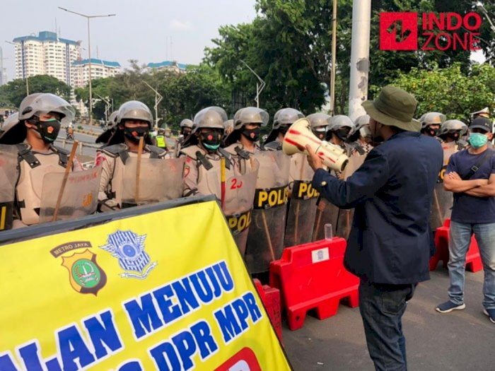Hasut Perusuh di Medsos, Begini Peran 3 Penghasut Demo Rusuh Jakarta yang Ditangkap