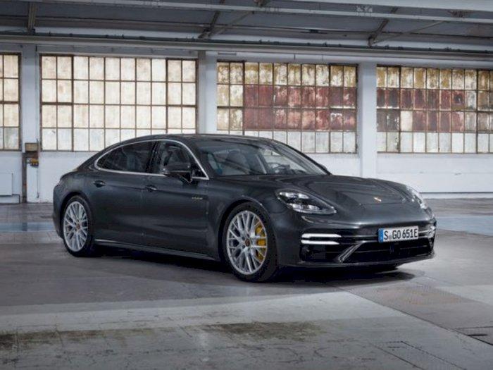 Porsche Panamera Turbo S E-Hybrid 2021 Diumumkan dengan Tenaga 689 HP!