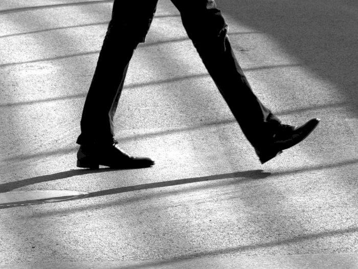 Mengapa Manusia Berjalan dengan Tumit Bukan Jari Kaki?