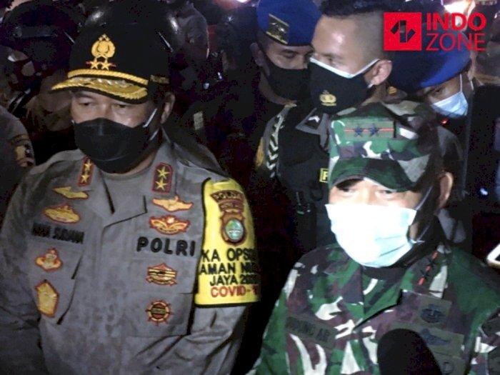 Pembubaran Demo Jakarta, TNI: Tidak Ada Gas Air Mata Lagi