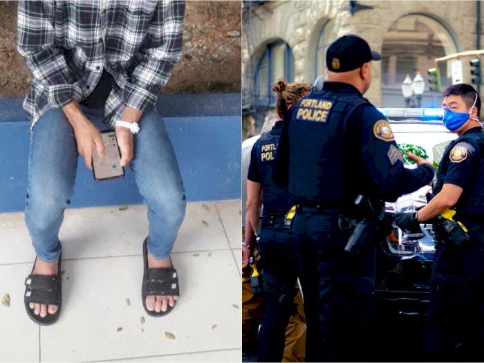 Apes! Pria Ini Melaporkan Kasus Penipuan ke Polisi, Malah Dia yang Ditangkap, Ini Sebabnya