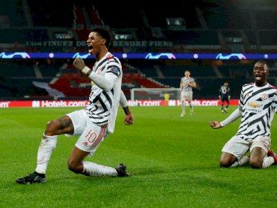 Tumbangkan PSG, MU Cetak Rekor Baru: 10 Kemenangan Tandang Beruntun dalam Sejarah Klub