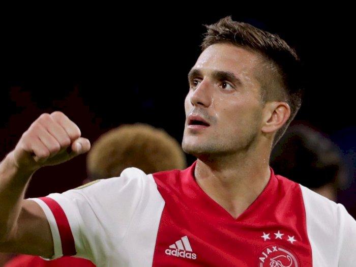 Jelang Ajax Jamu Liverpool, Ini Kata Dusan Tadic dan Sang Pelatih