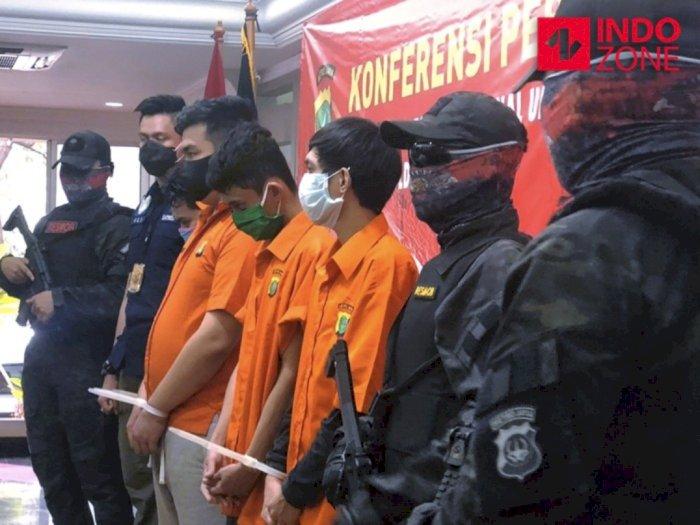 Pengeroyok Polisi saat Demo di Jakarta Ternyata Ada Anak di Bawah Umur