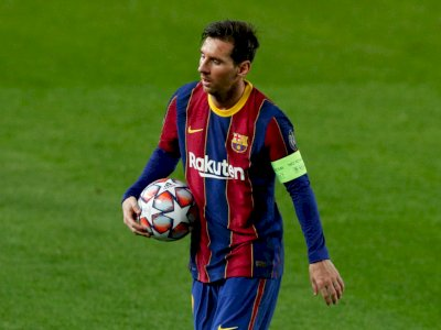 Ciptakan Rekor Baru, Ansu Fati Puji Lionel Messi