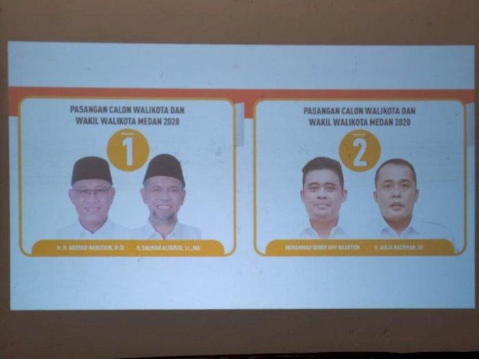 Ingat ! Ini Jadwal Debat Akhyar Nasution-Salman dan Bobby Nasution-Aulia
