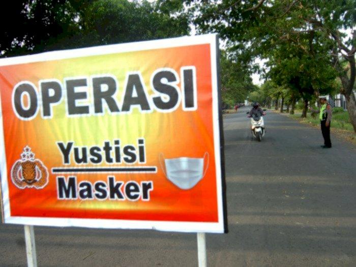 37 Hari Operasi Yustisi Digelar di Seluruh Indonesia, Denda Pelanggar Capai Rp4 Miliar