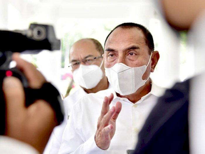 Gubernur Edy Imbau Kabupaten/Kota Untuk Maksimalkan Penyerapan Anggaran