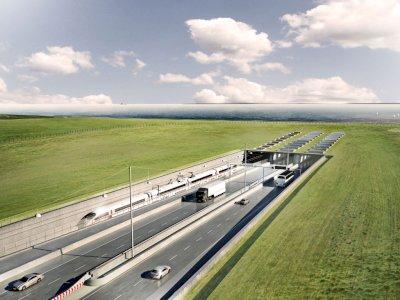 Pembangunan Terowongan Terendam Terpanjang di Dunia, akan Hubungkan Jerman-Denmark