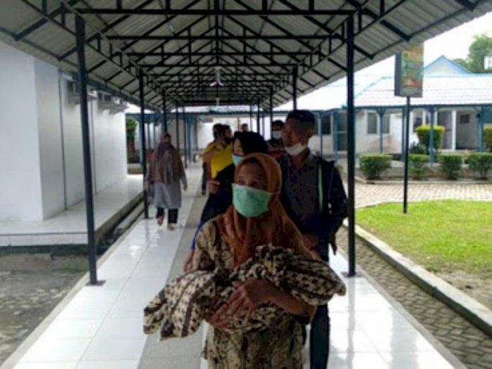 Positif Covid-19, Bocah di Asahan Meninggal, Jenazah Sempat Tertahan di Rumah Sakit