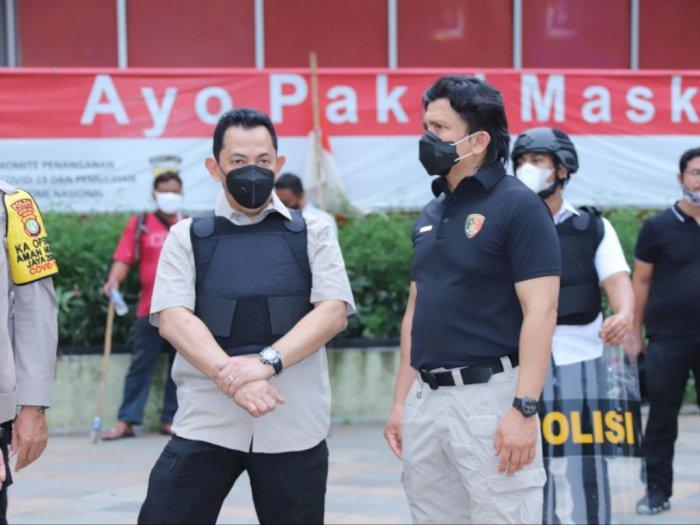 Bareskrim Ciduk 6 Tersangka Pembunuh Jurnalis di Sulbar, Begini Kasusnya