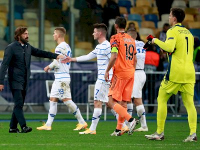 Juventus Menang 2-0 Atas Dynamo Kiev, Ciptakan Fakta Baru