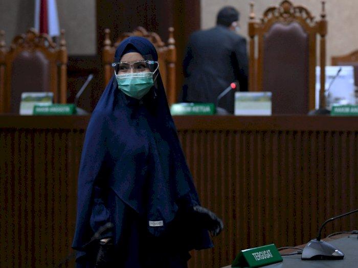 FOTO: Sidang Lanjutan Terdakwa Jaksa Pinangki