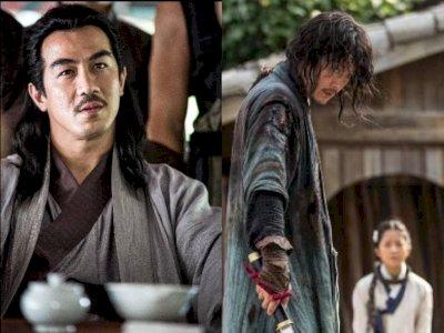 Film Joe Taslim dan Jang Hyuk 'The Swordsman' Jadi Pembuka KIFF 2020