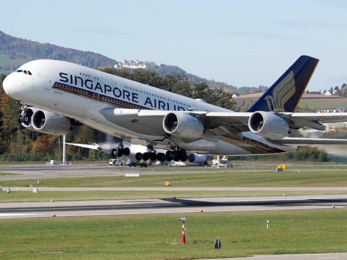 Maskapai Singapura Lanjutkan Penerbangan Terpanjangnya: New York-Singapura 18 Jam 40 Menit