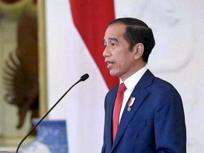 Presiden Jokowi Ingatkan Kepala Daerah Terkait Risiko Pangan