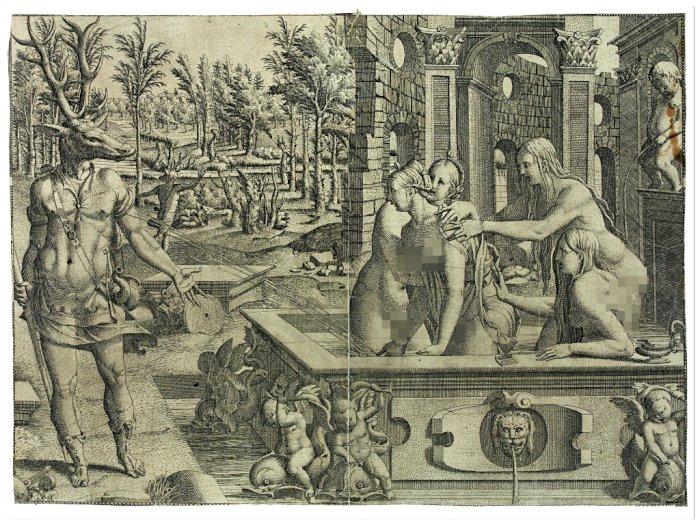 Kisah Dewi Diana dan Actaeon dalam Mitologi Romawi Klasik