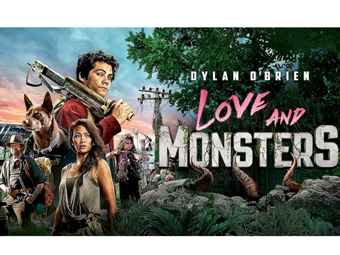 "Sinopsis ""Love And Monsters (2020)"" - Menemukan Sang Kekasih di Dunia Penuh Monster"
