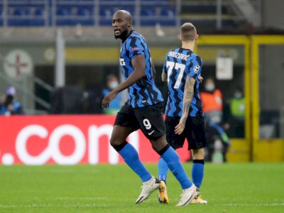 Gol Telat Lukaku Selamatkan Inter Milan Dari Kekalahan