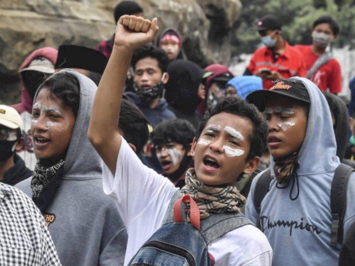 Apa Pemicu Anak di Bawah Umur Ikut Aksi Demonstrasi?