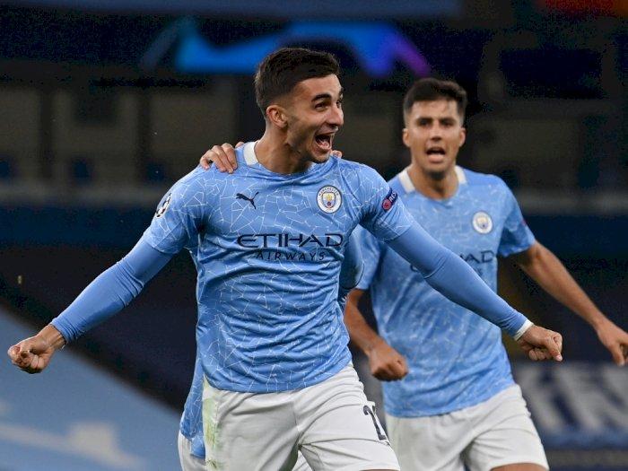 Manchester City Yang Sukses Hajar Porto 3-1 di Etihad Stadium