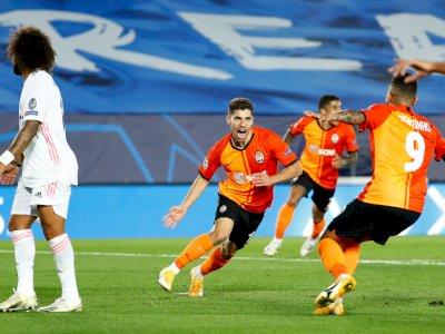 Real Madrid Yang Berhasil Dipecundangi Shakhtar Donetsk Hingga Fakta Terbaru di Laga Ini