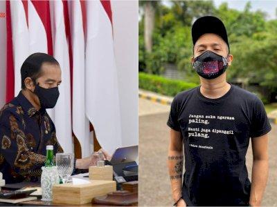 Kecewanya Ernest Prakasa Setahun Jokowi-Ma'ruf: Mungkin Ekspektasi Terlalu Tinggi